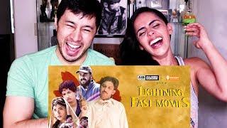 AIB : LIGHTNING FAST MOVIES   Reaction w/ Nishi Munshi!