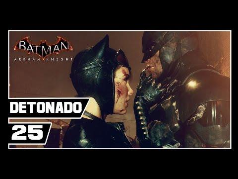Batman Arkham Knight - Detonado #25 - EXAME FINAL / FUI TROLADO!! Charada