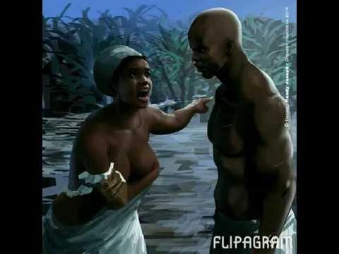 Une histoire D'amour a l'Époque de l'esclavage