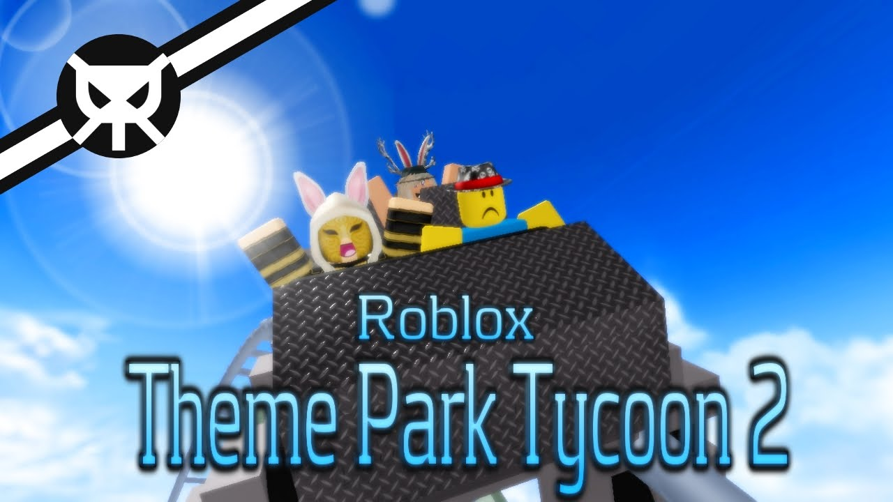 Best Tycoon Game Theme Park Tycoon 2 Beta Roblox Part 1