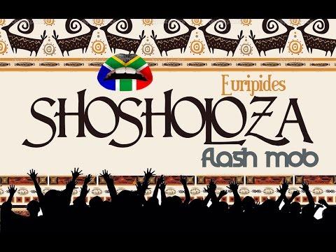 Flash Mob Shosholoza - Association Euripides des Arts et Culture