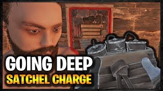 GOING DEEP for a SATCHEL CHARGE | Rust Raid Diary S4E2
