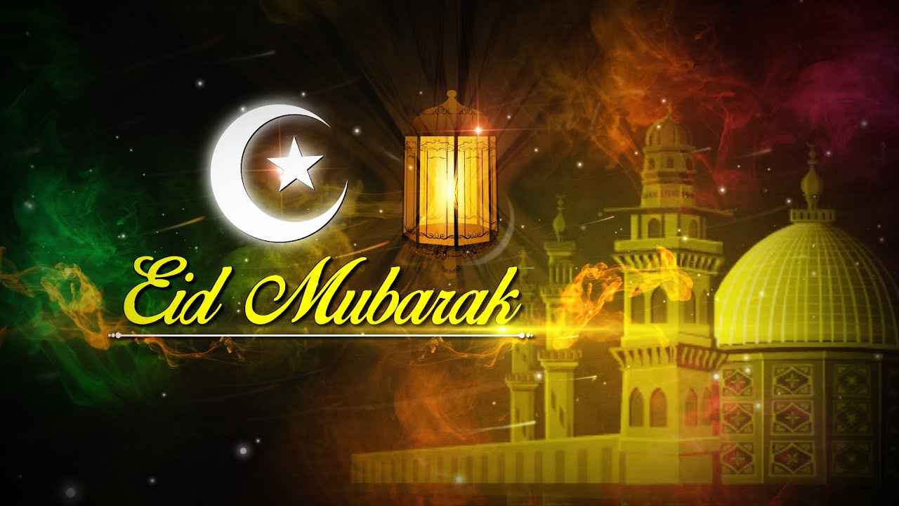 Eid Mubarak Happy Ramadan 2015