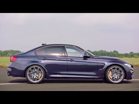 2016 BMW M3 '30 Jahre M3' - 450 HP - Good Exhaust Sound