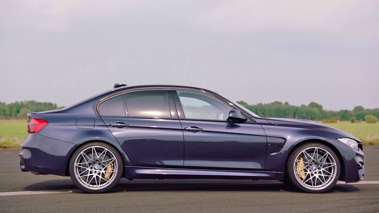 2016 Bmw M3 Quot 30 Jahre M3 Quot 450 Hp Good Exhaust Sound Youtube