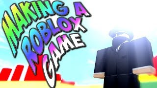 I MADE AN ENTIRE ROBLOX GAME...