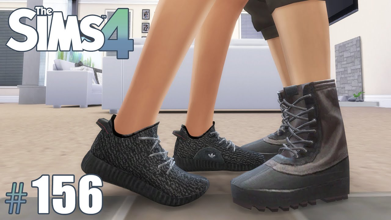 Spring4Sims | Adidas Yeezy Boost 350 for The Sims 4