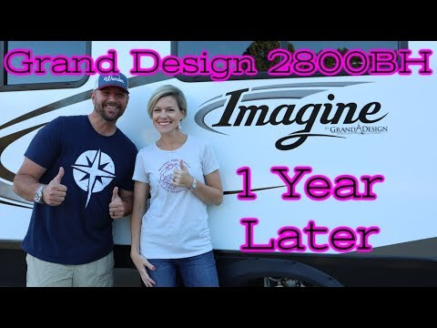 Grand Design Imagine 2800BH... 1 year update... Likes vs Opportunities