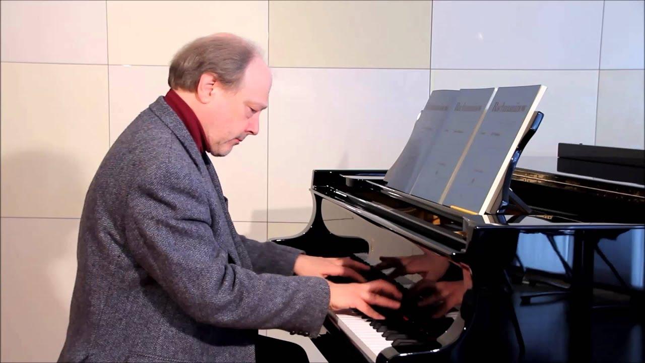 Marc Andre Hamelin Plays Sergei Rachmaninoff Youtube
