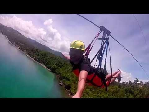 Calbayog City Zipline