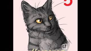 Топ 10 самых злых котов воителей