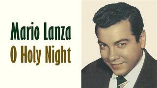 """Mario Lanza  """"O Holy Night"""""""