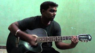 aasai oru pulveli song in guitar