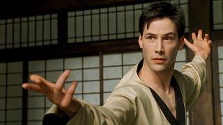 Нео против Морфиуса - ''Матрица'' отрывок из фильма