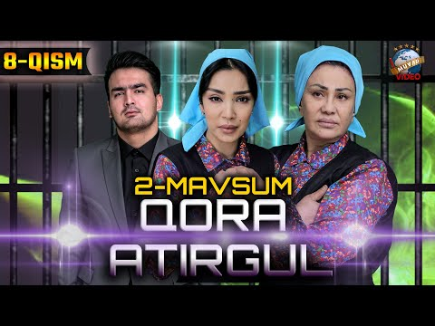 Qora Atirgul (o'zbek Serial) 68-qism | Кора атиргул (узбек сериал) 68-кисм