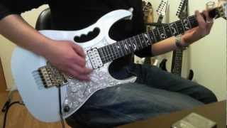 Steve Vai - Bad Horsie cover by Shogo