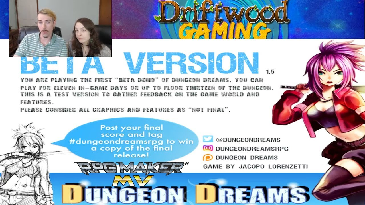 Dungeon dreams first impression kickstarter demo rpg maker mv dungeon dreams first impression kickstarter demo rpg maker mv publicscrutiny Image collections