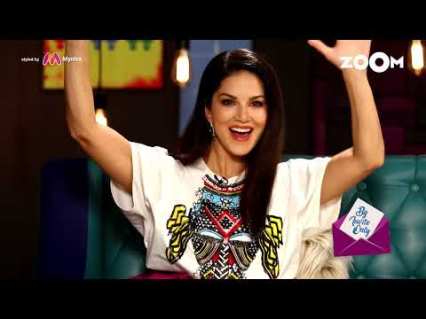 Sunny Leone's FUNNY answers as she tries translating English words to Hindi   By Invite Only Mp3
