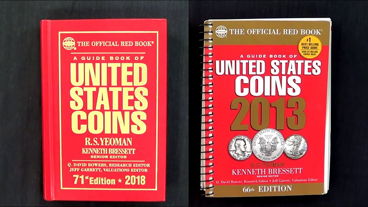 Red Book Coins