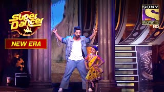 'Gandi Baat' पे Contestants ने दिया एक Wonderful Performance | Super Dancer | New Era