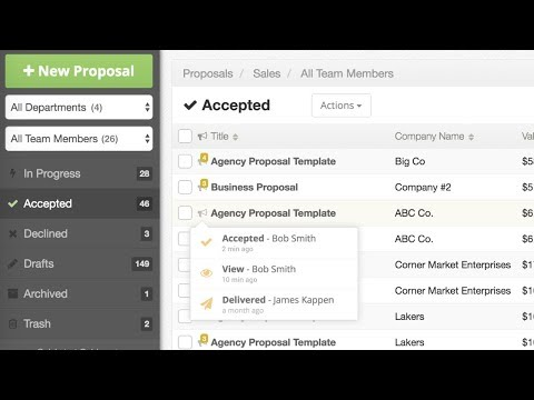 Proposable Pricing Features Reviews Comparison Of Alternatives