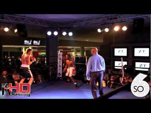 Lydell Rhodes vs Jesse Comer