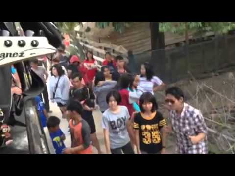 โต้นอีหลี : แห่บ้านตะไก้ ลำปลายมาศ