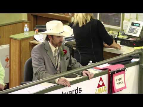 Livestock Cattlerap Sessions 2014 - Rhett Parks / Животноводство Сеансы 2014