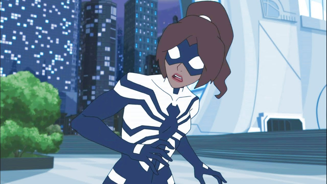 Spider-Girl's (Anya Corazon's) New Costume