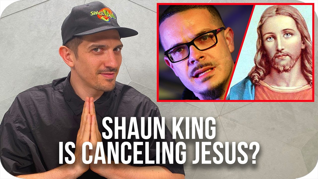 Shaun King Is Canceling Jesus Christ! | Andrew Schulz