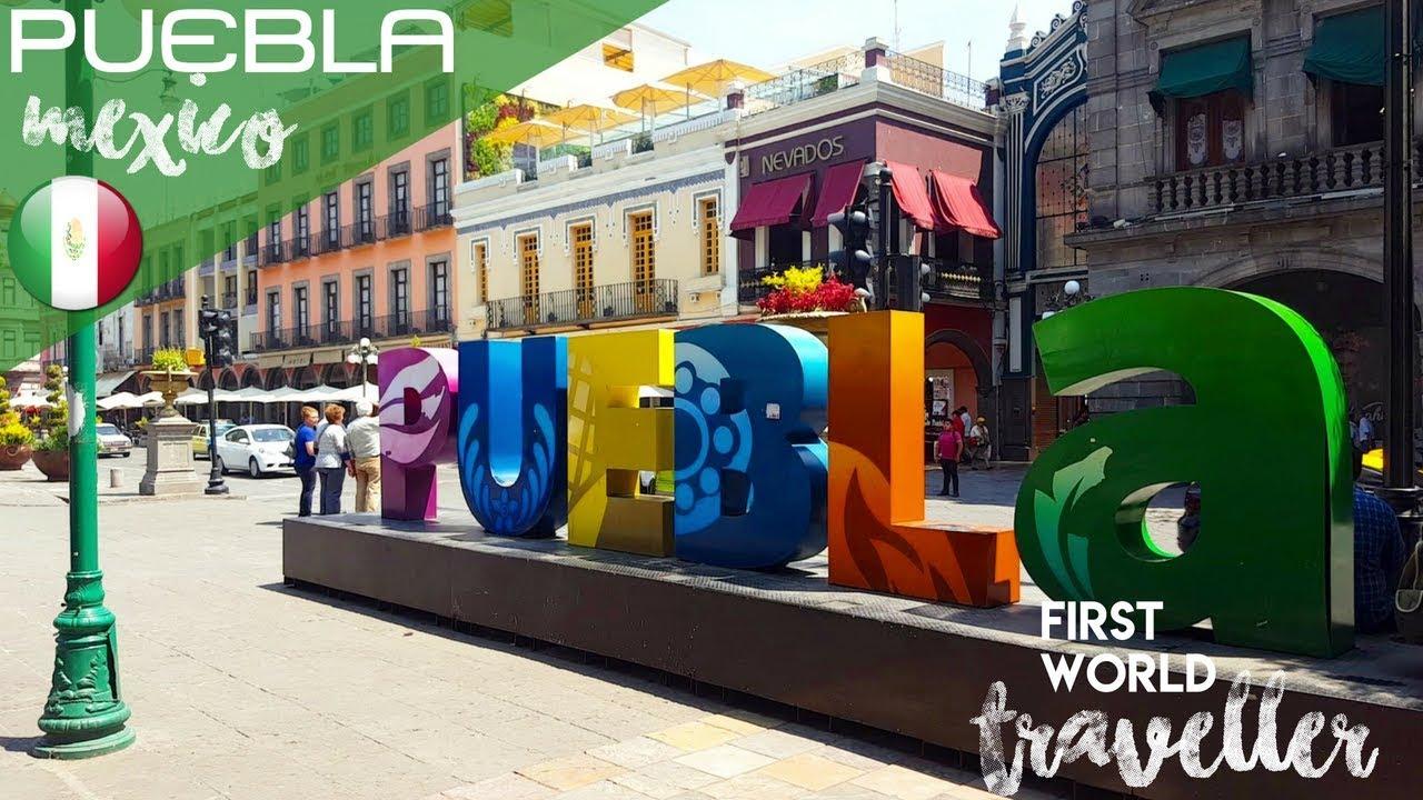 PUEBLA CITY, MEXICO and HOW to GET AROUND MEXICO   MEXICO BUS TRAVEL GUIDE