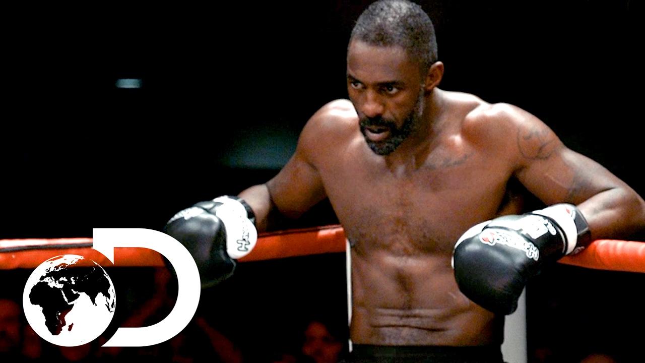 Idris Elba: Fighter   Episode 3 Best Bits - YouTube
