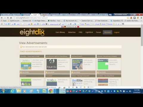 Online Earning  Bangla Tutorial 3DClix