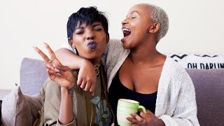 GIRL TALK: LET'S TALK BOOBS, PERIODS, FIRST CRUSHES AND MORE