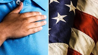 11-Year Old ARRESTED For Refusing To Stand For The Pledge Of Allegiance