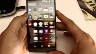 LG G3 - Petit test rapide en francais by Gillou