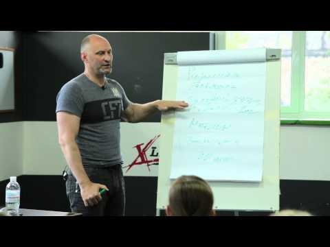 Схема тренировок в кроссфит - Сергей Романюк