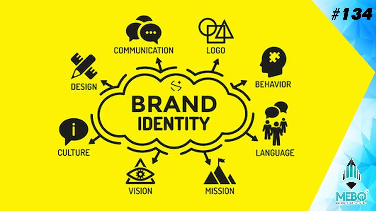#134 | Brand Identity là gì ? Thiết kế hệ thống Brand Identity ra sao?