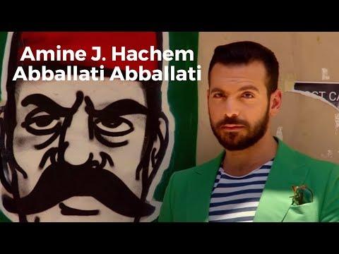 Amine J. Hachem sings Abballati (Sicilian & Arabic Fusion)