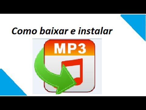 Como baixar e instalar o programa Free MP3 Convert de graça !