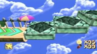 N64 Chameleon Twist 2 walkthrough: Sky Land