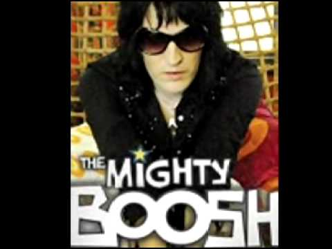THE MIGHTY BOOSH - The reflex