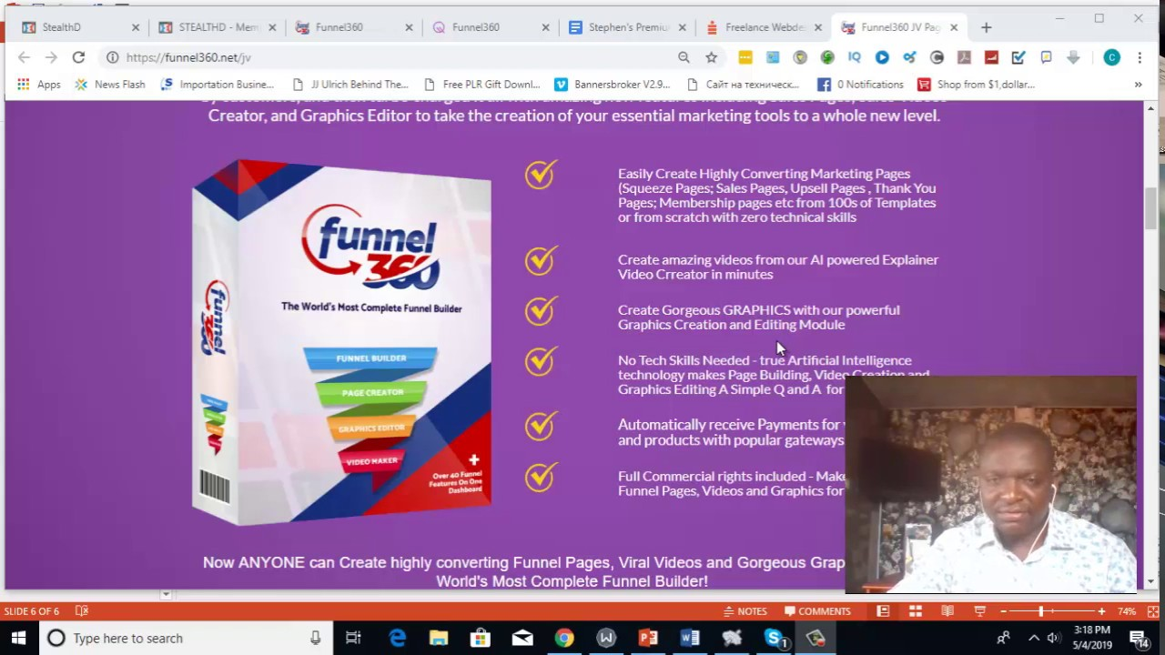 Funnel360 Review 2019 (The Best  ClickFunnels Alternative)