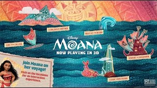 Journey Through The World Of Moana! @ www.StoryAt11.Net