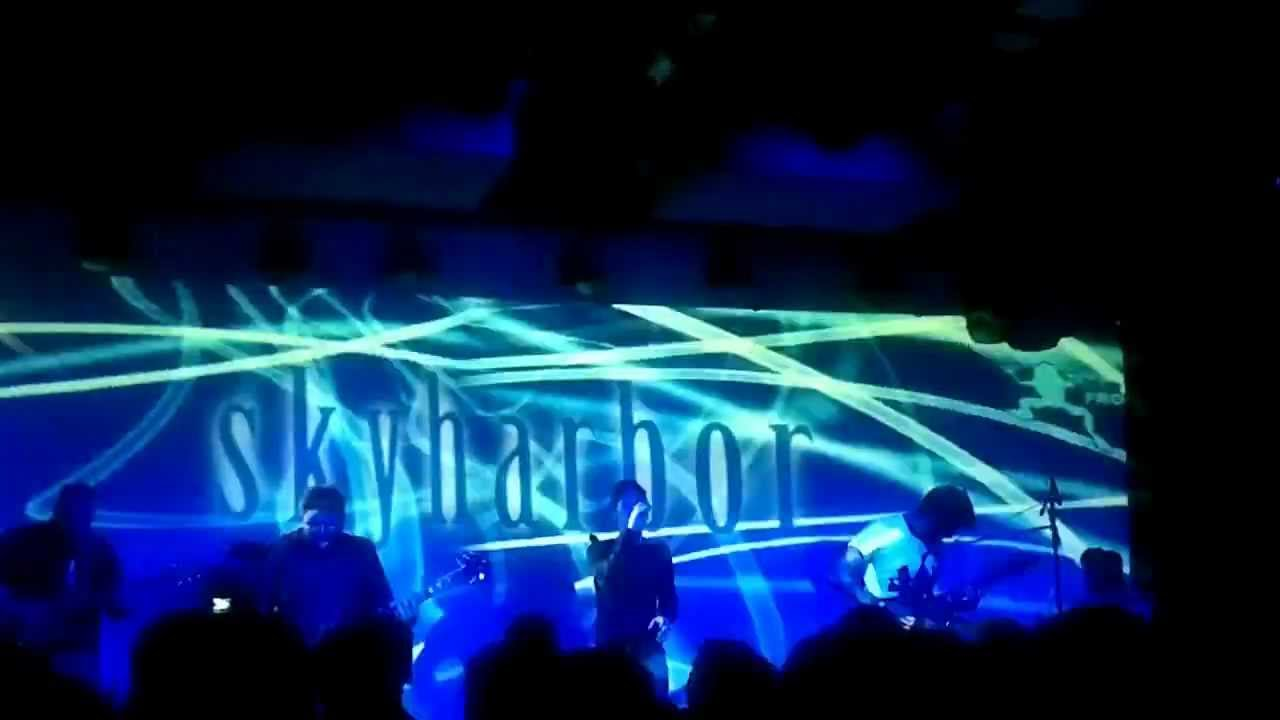Skyharbor Celestial Live At Blue Frog New Delhi Youtube
