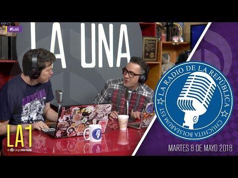 #LA1 - Dice AMLO que ahora si, NAIM y otras cosas - La Radio de la República - @ChumelTorrres