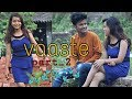 Vaaste Song: Dhvani Bhanushali, Risky & Pallabi Kar || Love Video Song|| Love Story | Margaret Lakra
