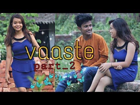 Vaaste Song: Dhvani Bhanushali, Risky & Pallabi Kar || Love Video Song|| Love Story | Margaret Lakra