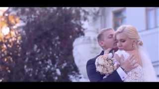 Свадьба Юлии и Евгения. Макияж и прическа невесты: Ульяна Старобинская (29.09.14)