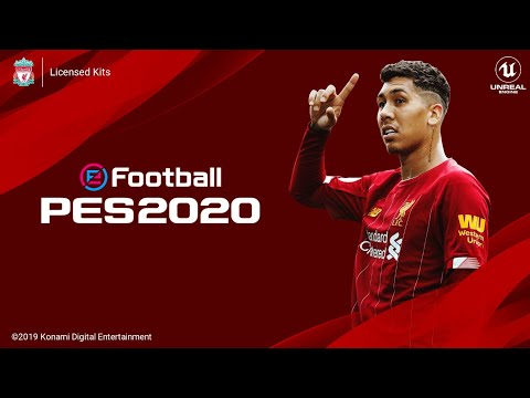 EFootball PES 2020 Mobile Patch Kits And Logos Android 4.0.1